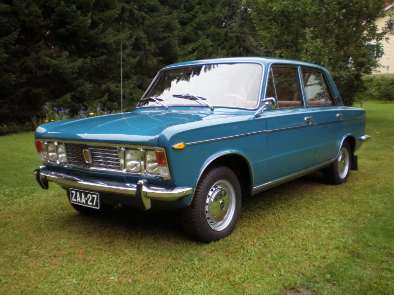 Fiat 125 Special 1970 Mese