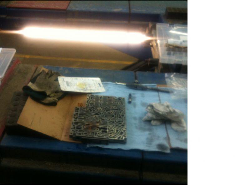 Kuvia automaatti laatikon sisältä turbin lukon solenidi ym  mese fi